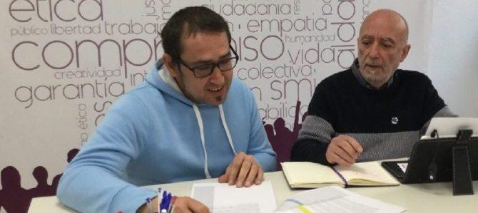 """Podemos considera que el borrador de la Ley de Participación Ciudadana se queda """"muy corto"""""""